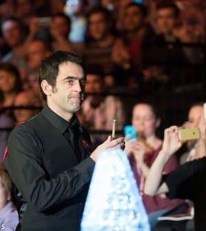 Ronnie O'Sullivan | FinnSnooker.com