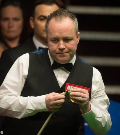 John Higgins | FinnSnooker.com