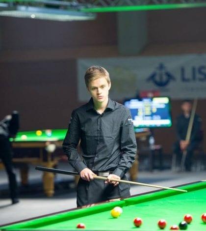 Lukas Kleckers | FinnSnooker