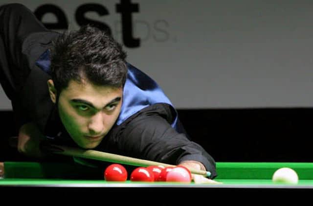 Hossein Vafaei Ayourille alle 21-vuotiaiden MM-kultaa