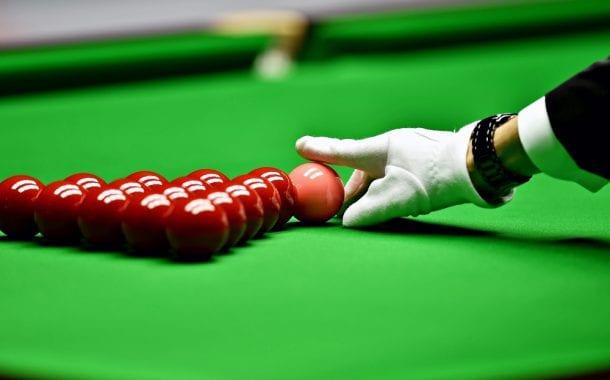 Snookerin MM-kisat siirrettiin koronaviruksen vuoksi – uutta ajankohtaa suunniteltu