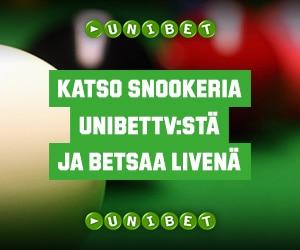 Katso Ruhr Openia UnibetTV:stä ja Eurosportilta!