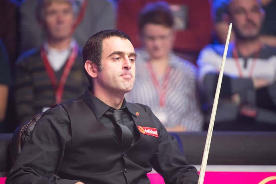 Welsh Openissa hurja yllätyskavalkadi - uhreina muun muassa O'Sullivan, Trump ja Selby