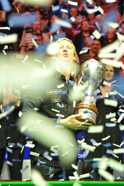 Unibetilta huikea tarjous UK Championshipiin - jopa 100€ takaisin häviävälle vedolle!