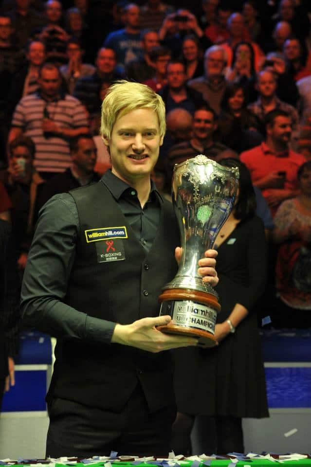Cue Power -snookerblogi: Legendaarinen UK Championship lupailee laadukasta snookerviihdettä