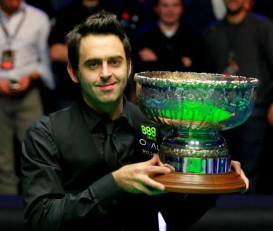Cue Power -snookerblogi: Champion of Champions kokoaa yhteen lajin kuumimmat pelaajat