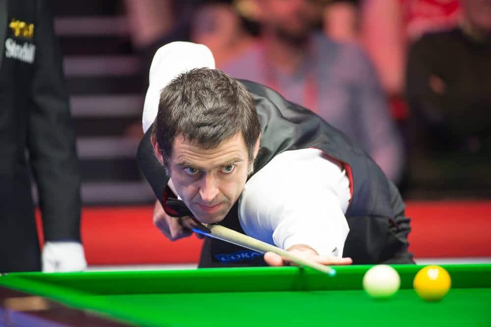 Northern Ireland Open – tässä snooker live stream turnaukseen