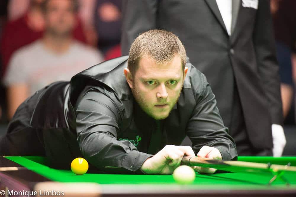 Snookerin World Grand Prix lähestyy huipennusta – tässä torstain ottelut