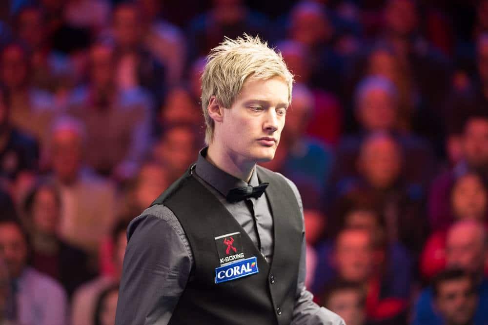 Tässä on huono-onnisin snookerbetsaaja – 3 karmeaa sulamista Scottish Openissa