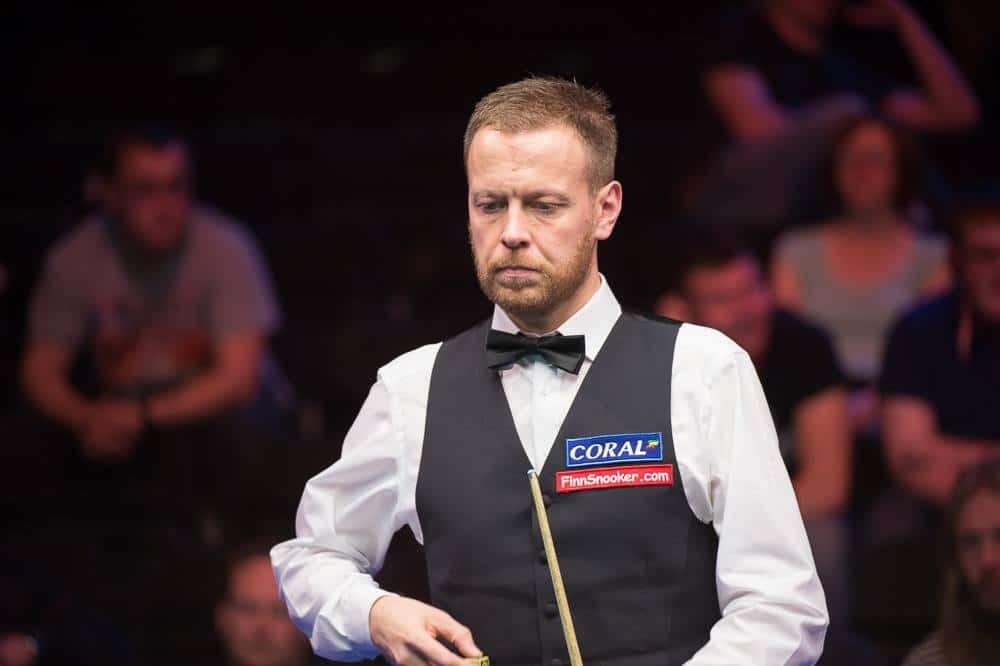 Robin Hull avasi Skotlannissa voitolla - seuraavana vastassa Bingham tai Pengfei