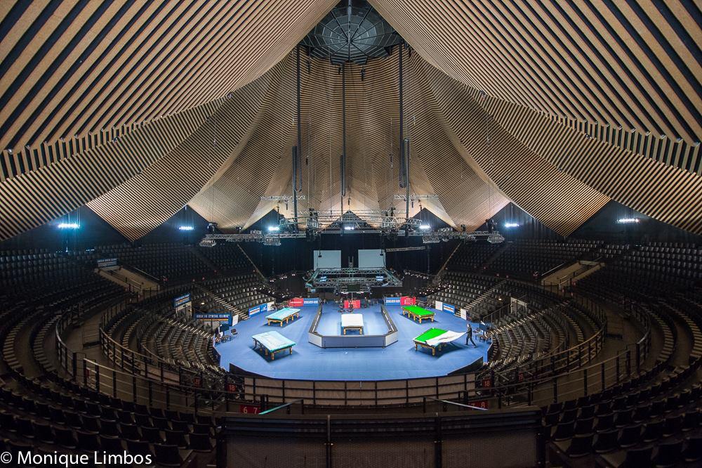 Vuoden ensimmäinen rankingturnaus pelataan Berliinissä - German Masters alkaa keskiviikkona!