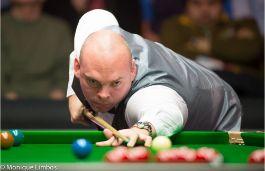 Bingham pihalle - Riga Mastersin karsinnat pelattu