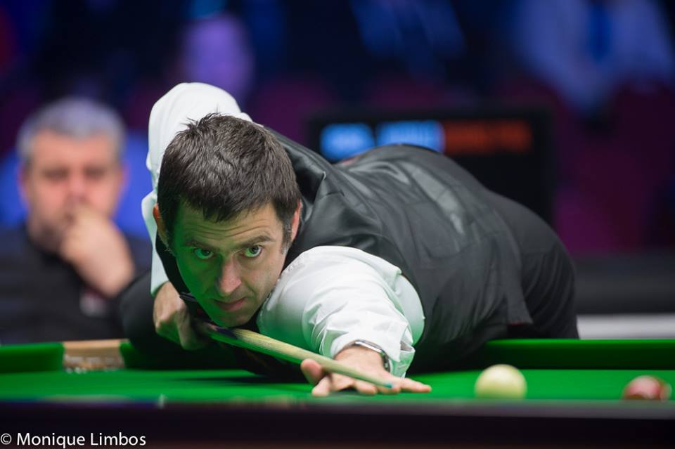 Northern Ireland Open Champion of Champions Ding Junhui pääsarjaan Ronnie O'Sullivan Welsh Open snooker live stream Ronnie O'Sullivan | FinnSnooker.com