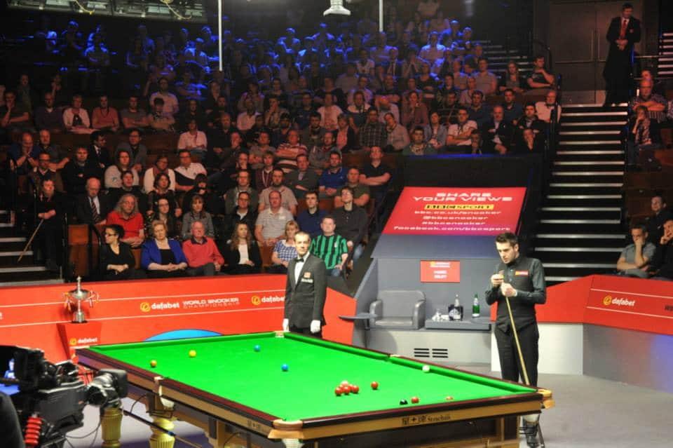 Snookerin MM-kisat 2019 – vuoden päätapahtuma lähestyy