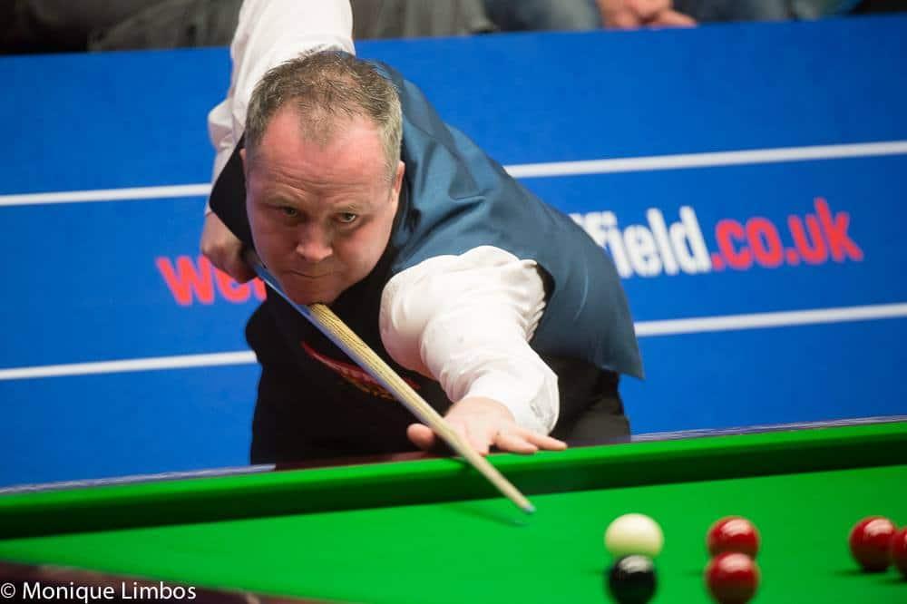 China Championship käynnistyi ilman yllätyksiä – John Higgins vakuuttavasti toiselle kierrokselle