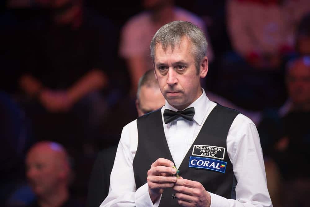 Jättimäinen yllätys! Nigel Bond pudotti Judd Trumpin ulos UK Championshipistä