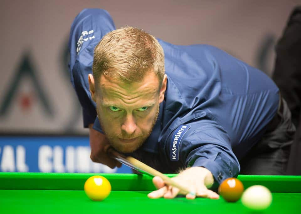 Scottish Open – tässä snooker live stream turnaukseen
