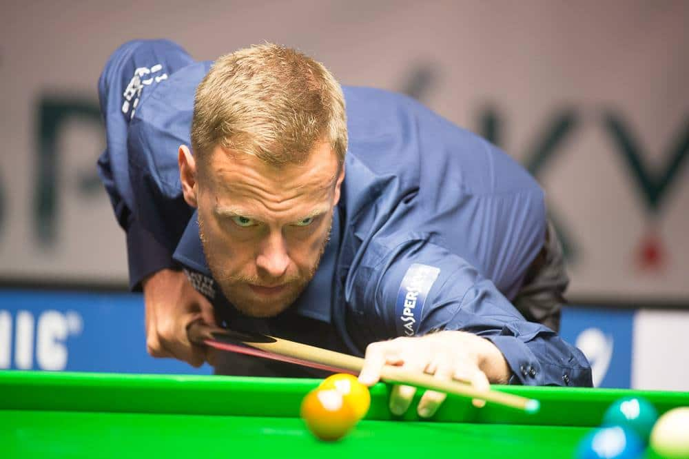 Snookerin SM-kisat Snookerin WSF Open Robin Hull Indian Open