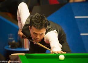 Fu voitti Robertsonin jännitysnäytelmässä, myös Hawkins ja Selby jatkoon