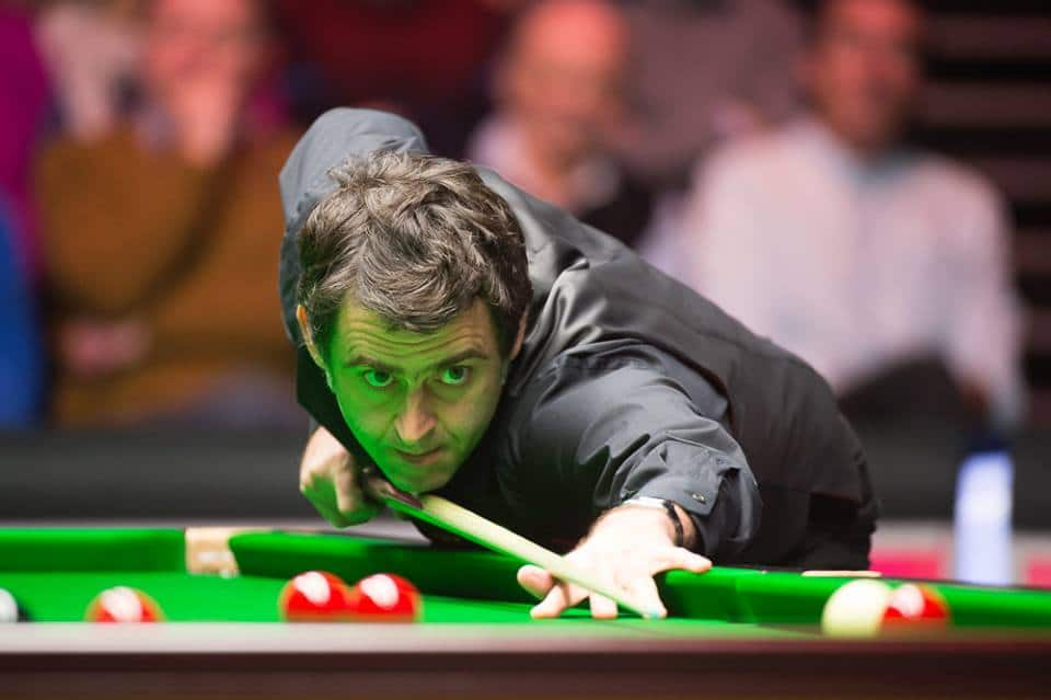 Scottish Open The Masters Ronnie O'Sullivan