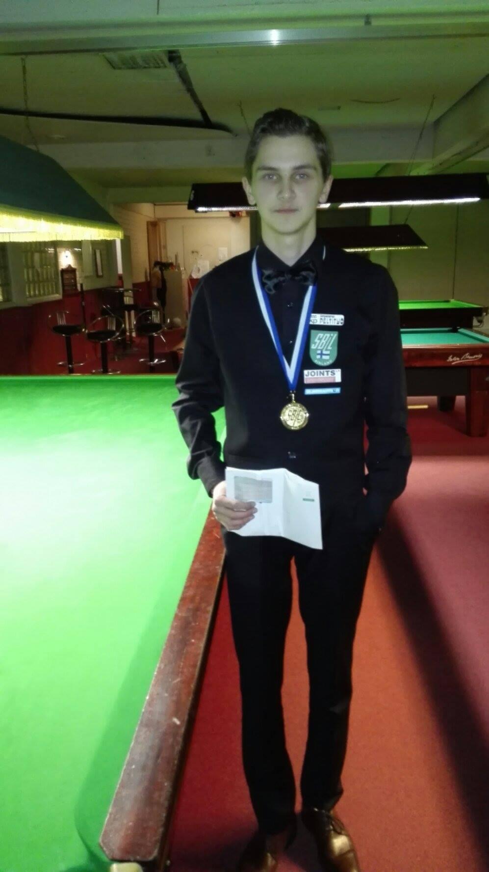 H-Hetki (IBSF U18 & U21 Mol, Belgium)