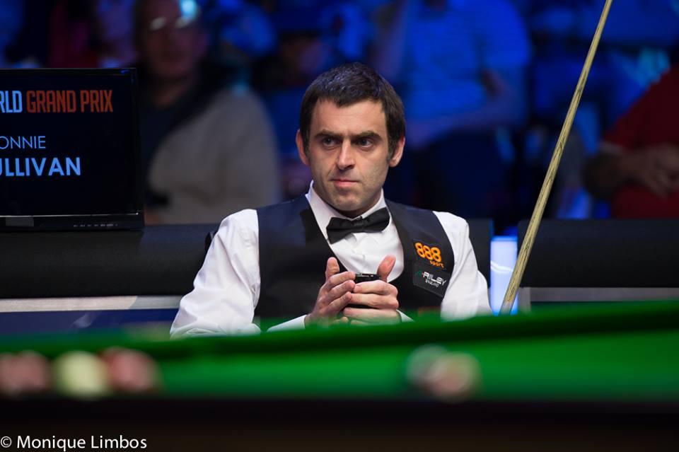 Snookerin MM-turnaus Dplayssa ja Eurosportilla – olisiko taas O'Sullivanin vuoro?