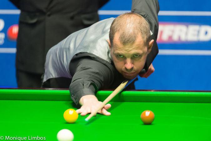 UK Championshipin 2. turnauspäivä – tässä päivän tv-ottelut