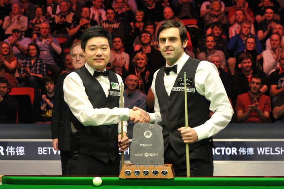 Shanghai Masters Ding Junhui & Ronnie O'Sullivan