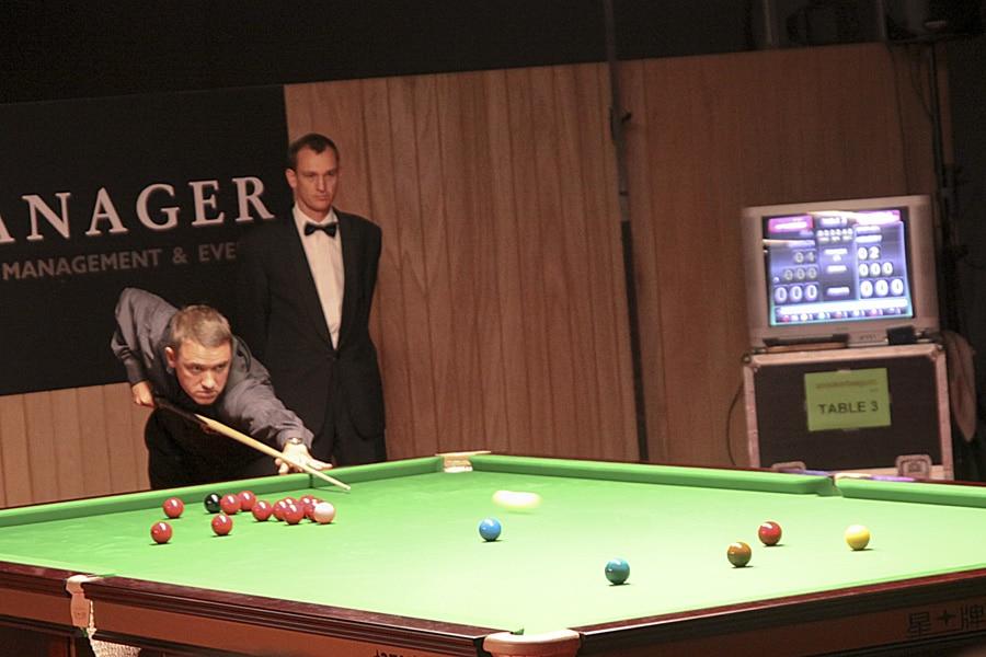 Snooker-legenda harrastuksestaan: