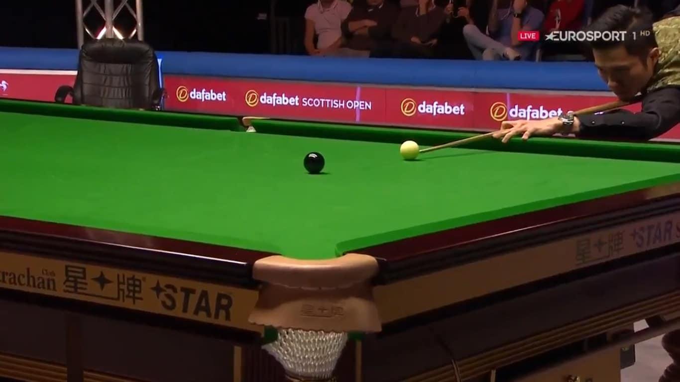 Video: Cao kiduttavan lähellä turnausvoittoa - Robertson Scottish Openin mestaruuteen
