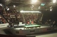 Kommentti: German Masters on upea tapahtuma - snooker on parasta paikan päällä!
