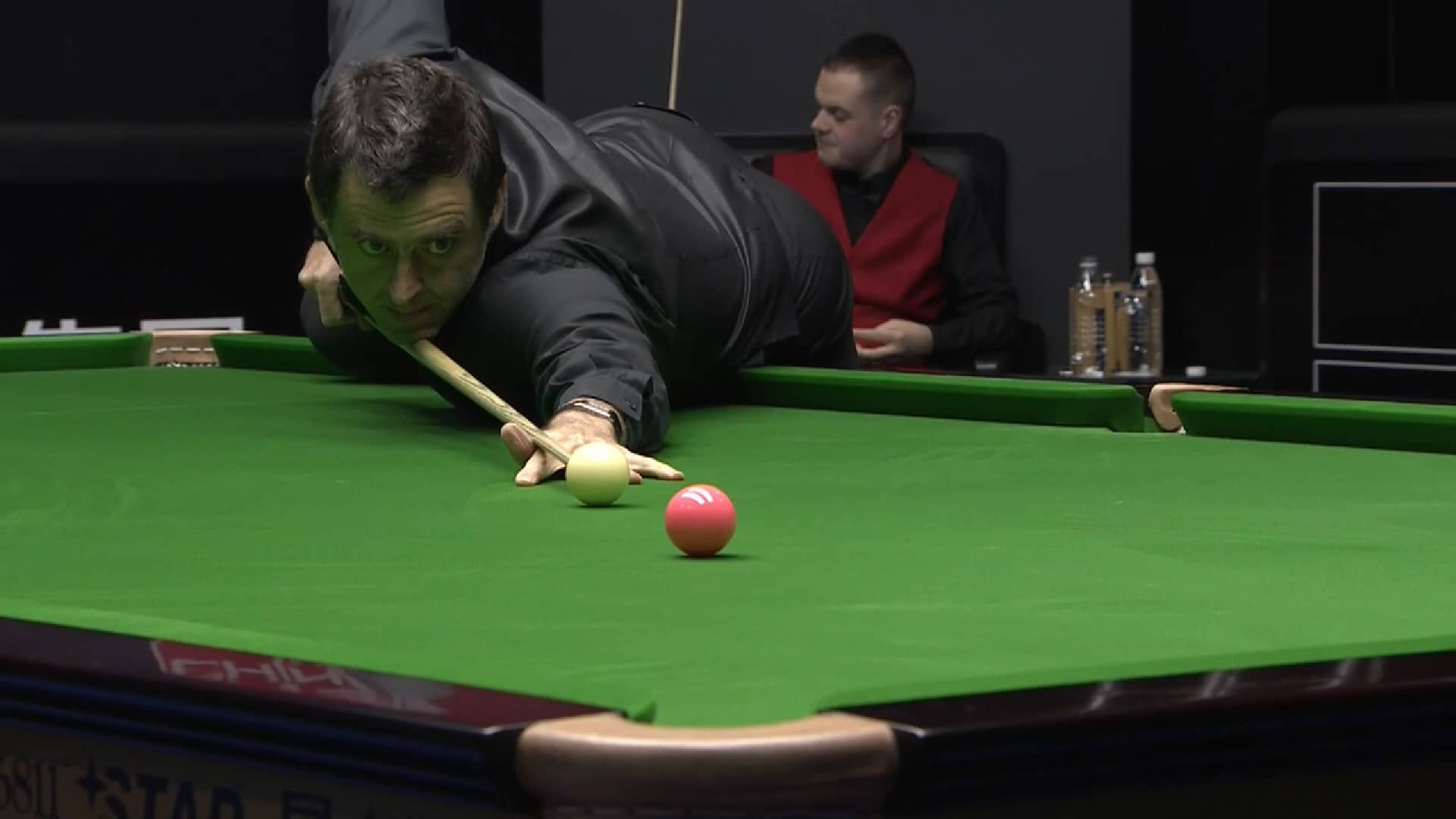Ronnie O'Sullivan-Zhou Yuelong – snooker live stream