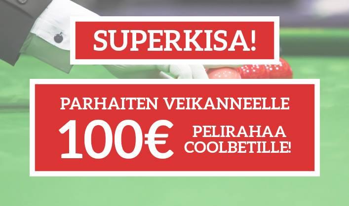 KISA: Veikkaa MM-karsintojen jatkoonmenijät ja voita 100 euroa pelirahaa!