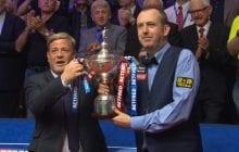 MM-finaalista muodostui käsittämätön draama - Mark Williams maailmanmestariksi 15 vuoden tauon jälkeen!