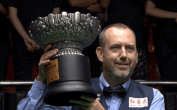 Comeback-kuningas Williams kuin ihmeen kaupalla World Openin voittoon