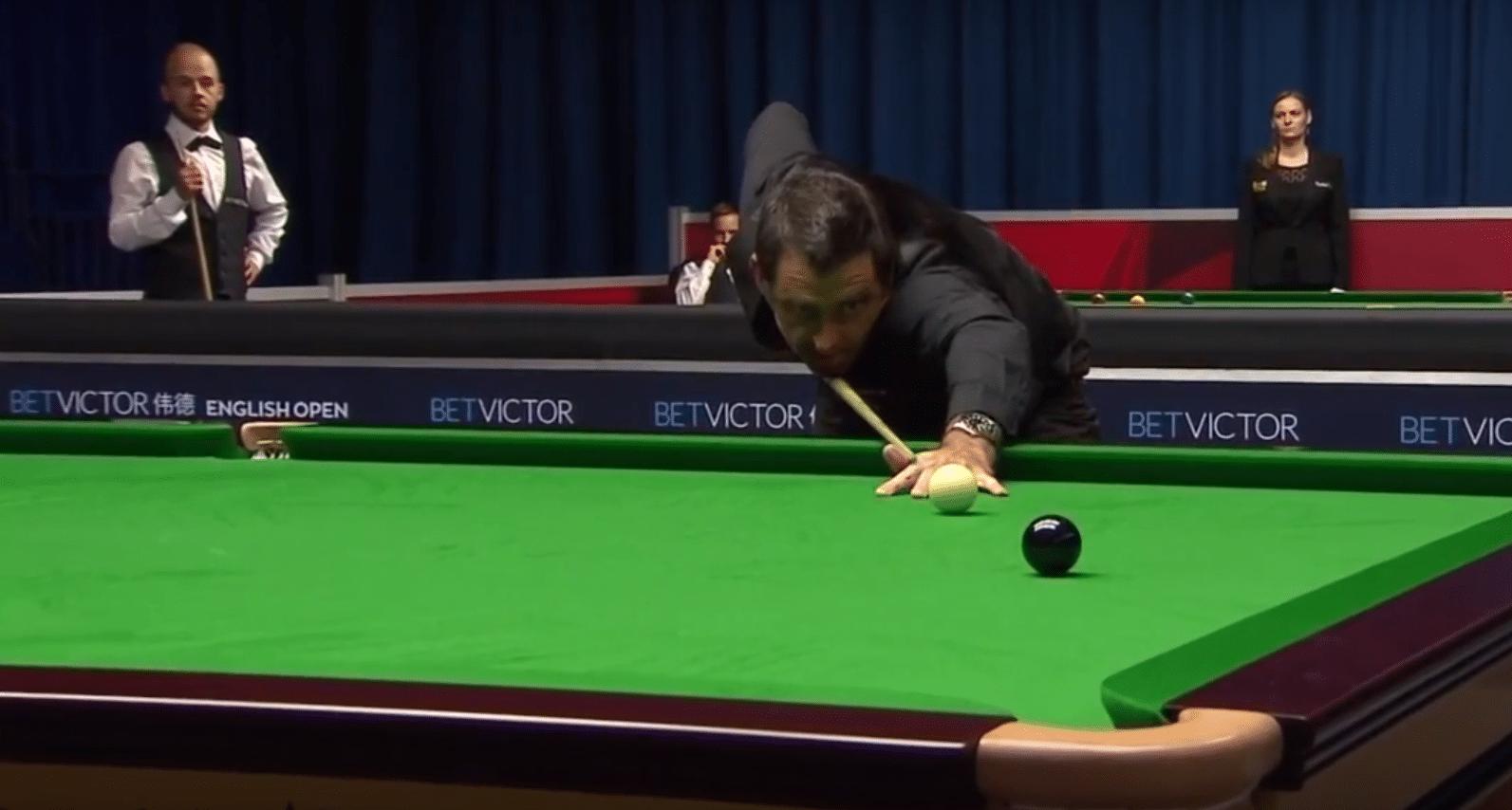 Snooker live stream – Ronnie O'Sullivan-Martin O'Donnell