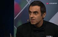 Video: O'Sullivan järkyttyi nähtyään oman virheensä -