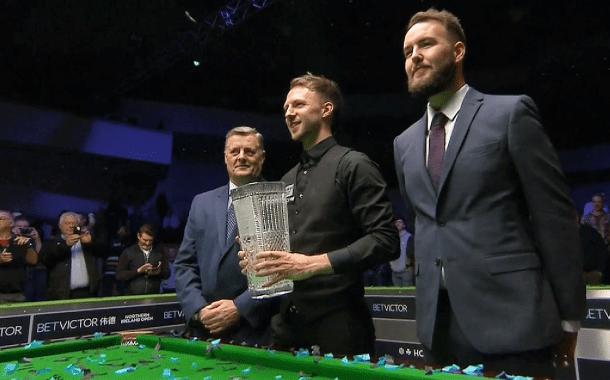Trump O'Sullivania vahvempi - Juddernautille Northern Ireland Openin mestaruus