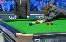 Finaali: Ronnie O'Sullivan-Mark Allen – tässä snooker live stream