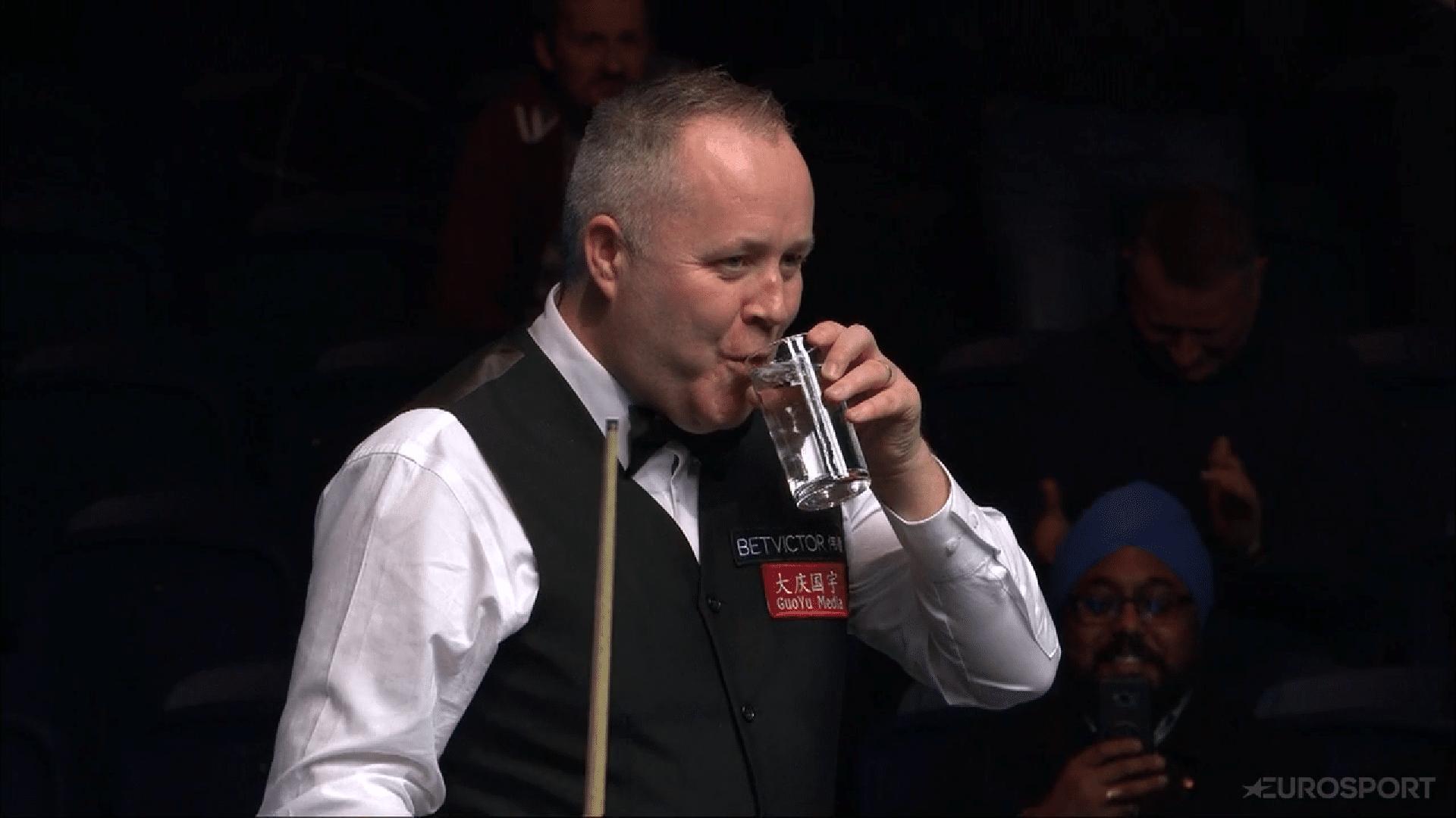 Video: Higgins teki murtuneesta kylkiluusta huolimatta yhdeksännen maksiminsa!