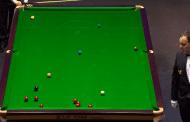 Video: Mastersissa uskomaton hetki - Ding hävisi erän todella harvinaisella tavalla!