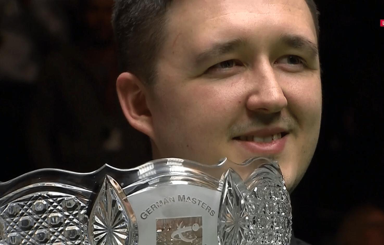 Wilson mestaruuteen Berliinissä - German Mastersin finaali tarjosi jännitysnäytelmän