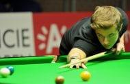 China Openin finaalissa pelannut Jack Lisowski saa vastaansa vakuuttavasti karsinnoissa pelanneen Ali Carterin
