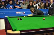 Snookerhistorian suurin shokki? Amatööri James Cahill pudotti O'Sullivanin MM-kisoista!
