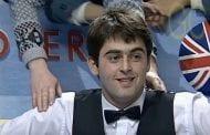 Ronnie O'Sullivanin ensimmäisestä ranking-voitosta tulee kuluneeksi tasan 26 vuotta – katso video