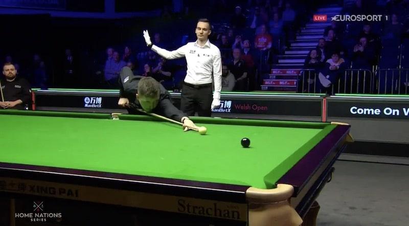 Kyren Wilson teki maksimibreikin Welsh Openissa – katso video