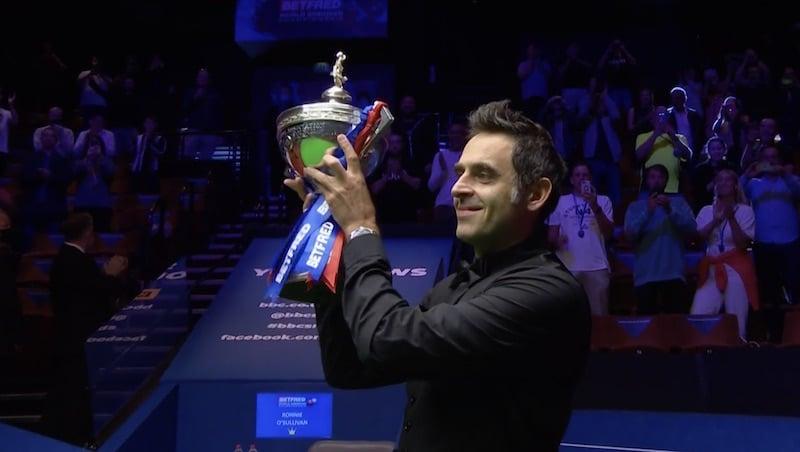 European Masters Ronnie O'Sullivan World Snooker Tour