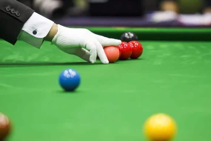 tekoäly snookerin mastersin tour championship