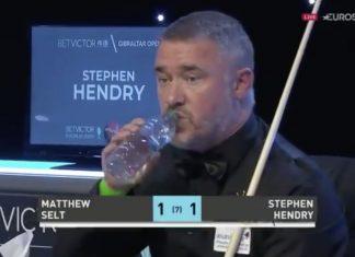 Stephen Hendry